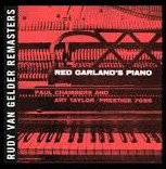 "Listening | ""Almost Like Being In Love"" from Red Garland"