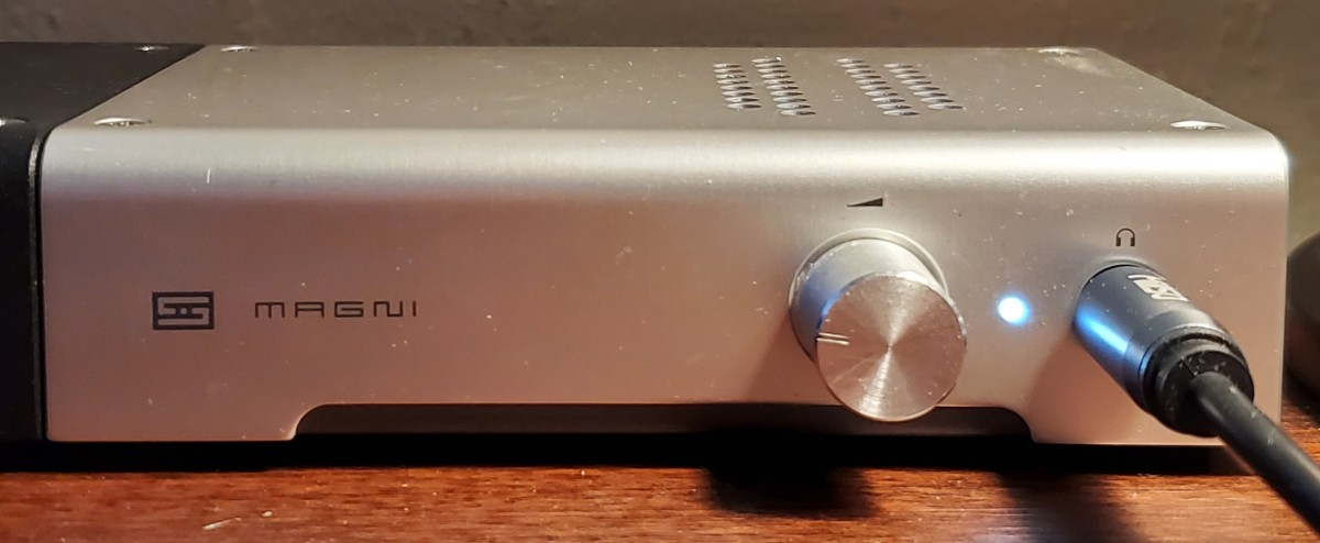 Review: Schiit Magni 3 Headphone Amplifier