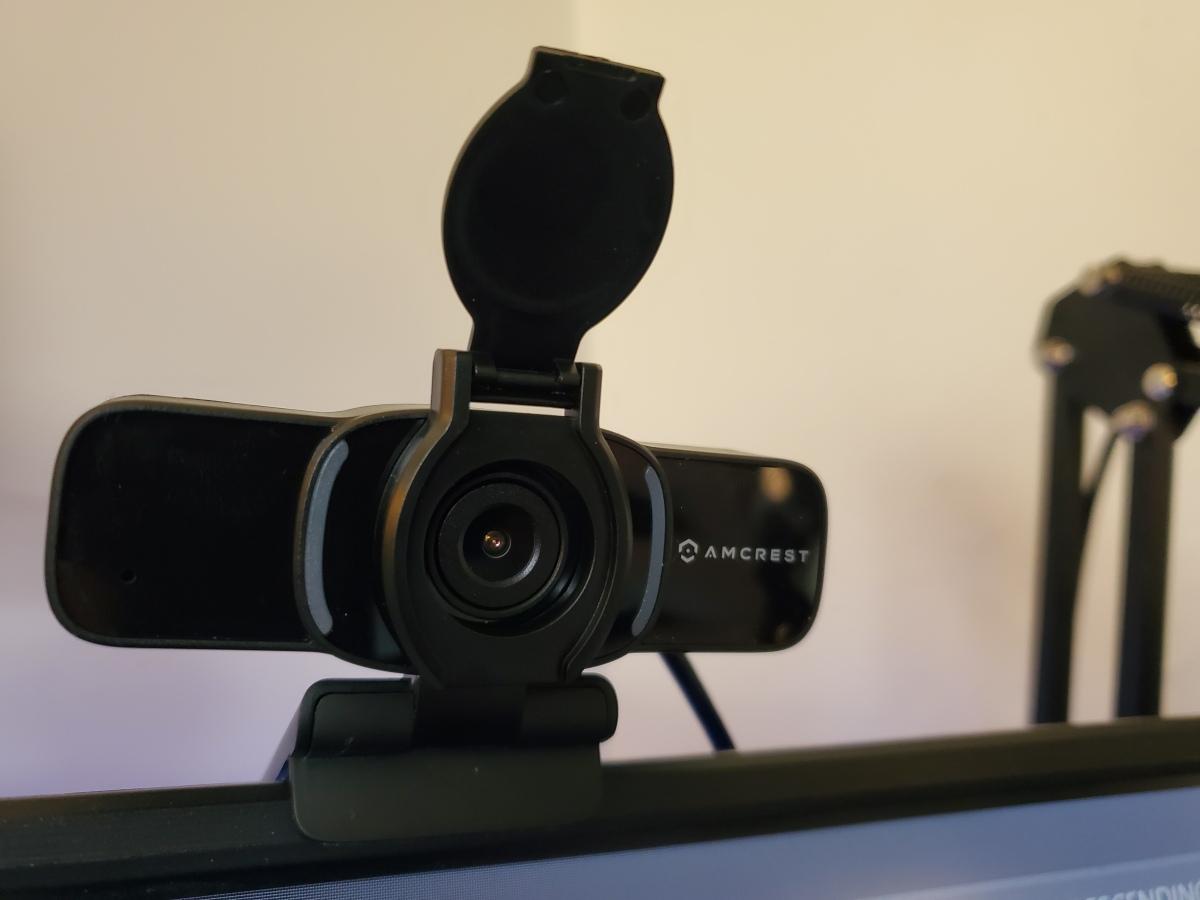 Review: Amcrest AWC201-B HDWebcam